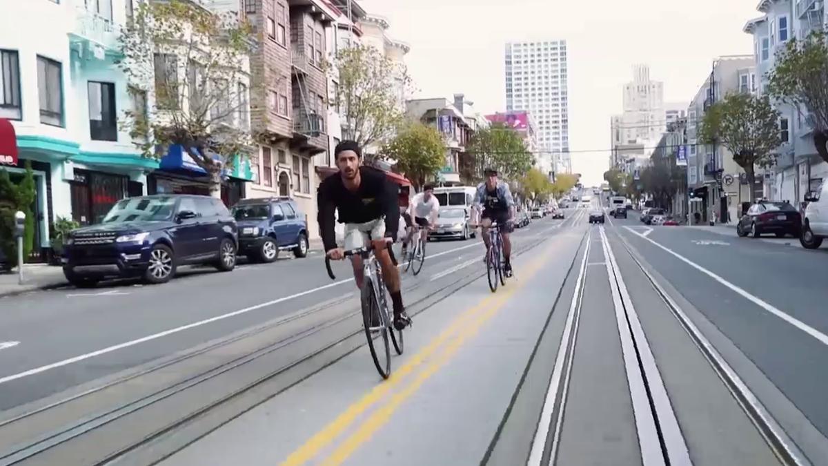 Ride the city - episode 3 Fixed Gear Spirit UK