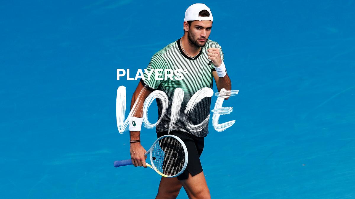 Players' Voice - Matteo Berrettini