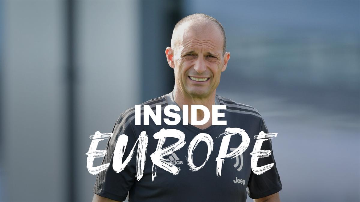 Inside Europe - Juventus and Max Allegri