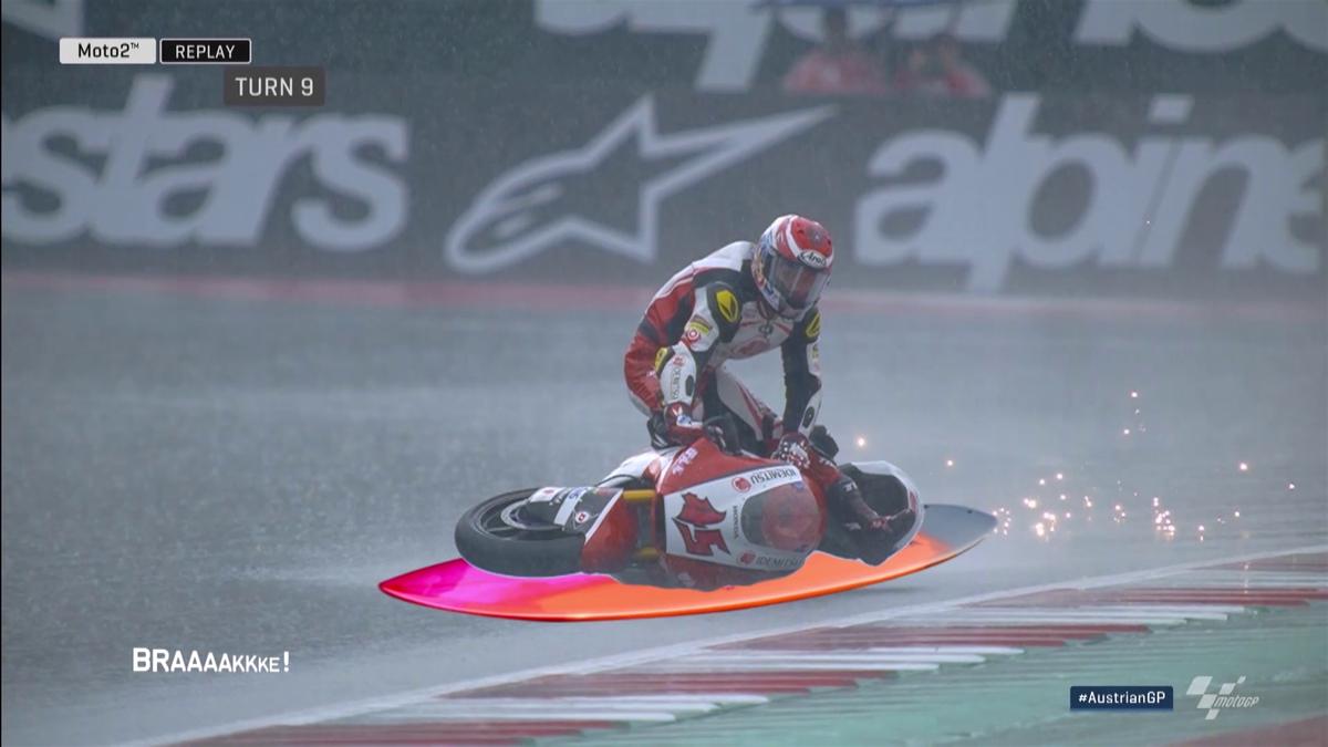 Austrian GP : Braaake (like Watts for MotoGP)