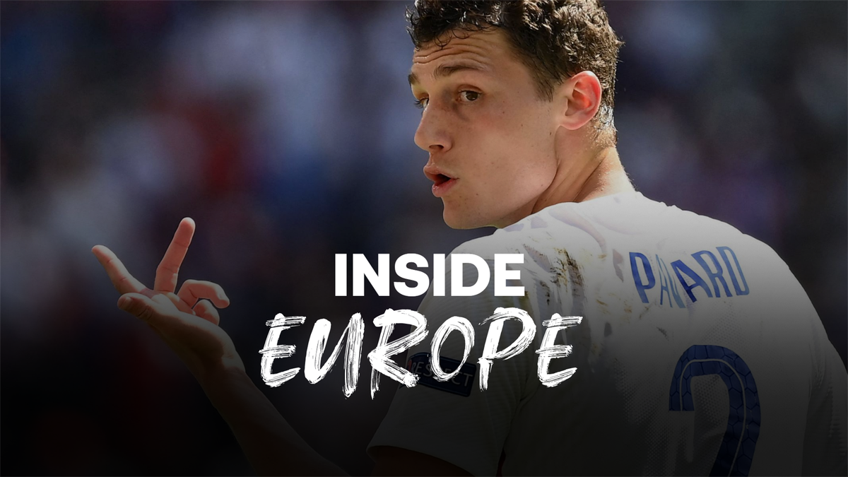 Inside Europe: Benjamin Pavard and France