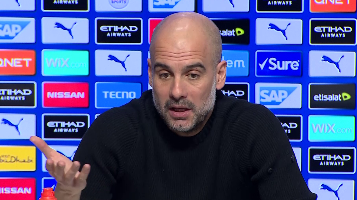 Guardiola' d rather games suspended than play with no fans