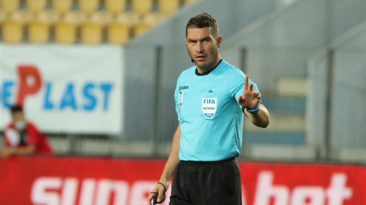 Istvan Kovacs a primit o înștiințare cu privire la testul pozitiv de COVID-19 cu 10 minute înaintea meciului Botoșani - Craiova 0-0 și s-a recuzat