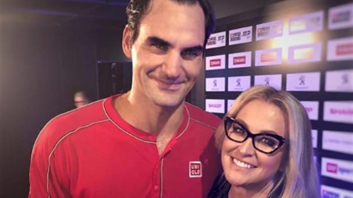 Federer anastacia