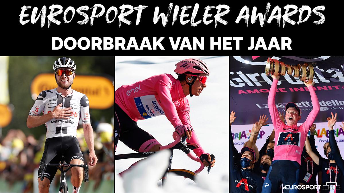 Eurosport Wieler Awards 2020 | Genomineerden 'Doorbraak van het jaar'
