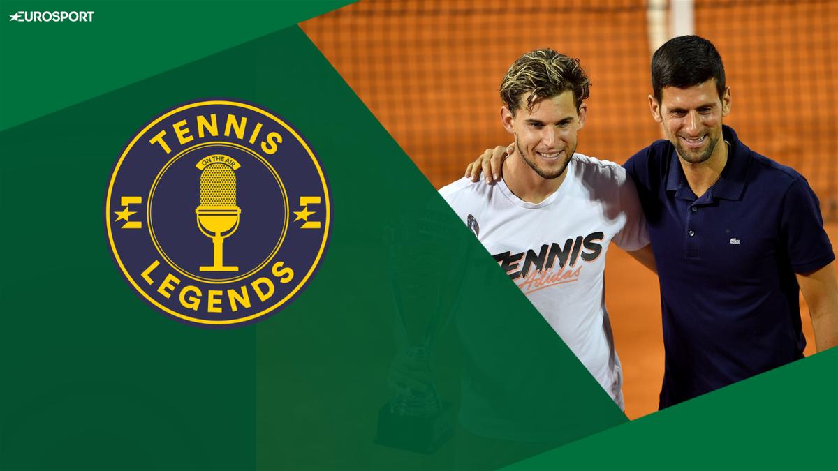 """Novak Djokovic en Tennis Legends: """"No hemos cruzado ninguna línea en el Adria Tour"""""""