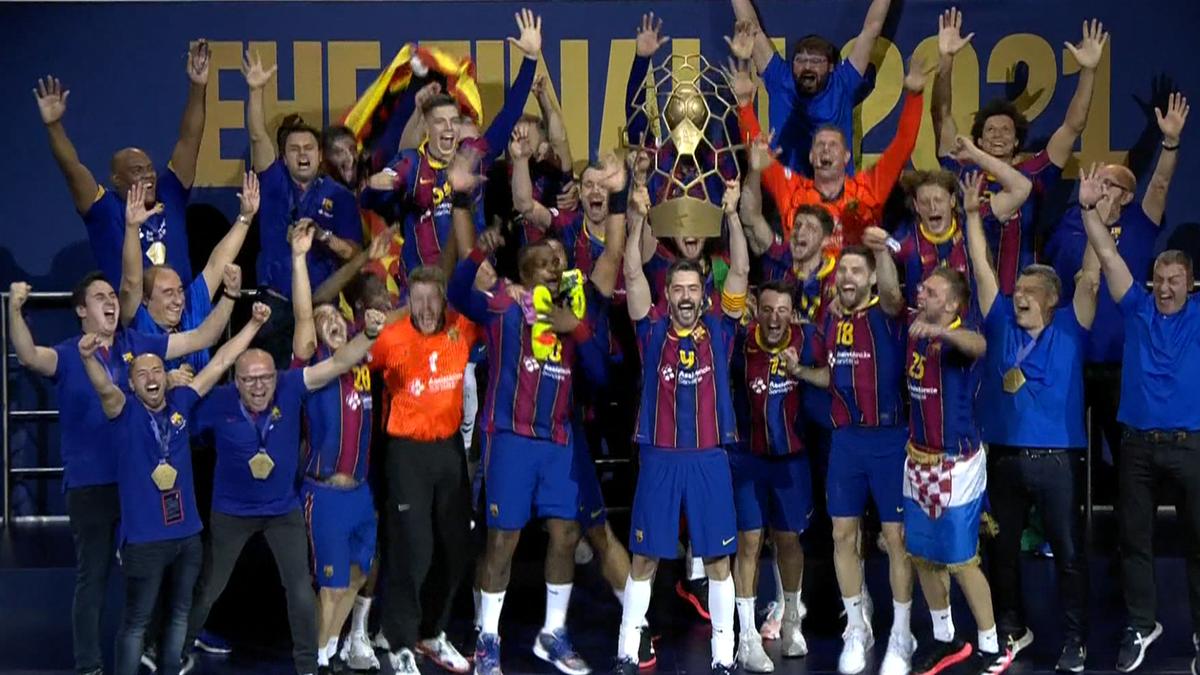 Le Barça était sur une autre planète : sa démonstration face à Aalborg en vidéo
