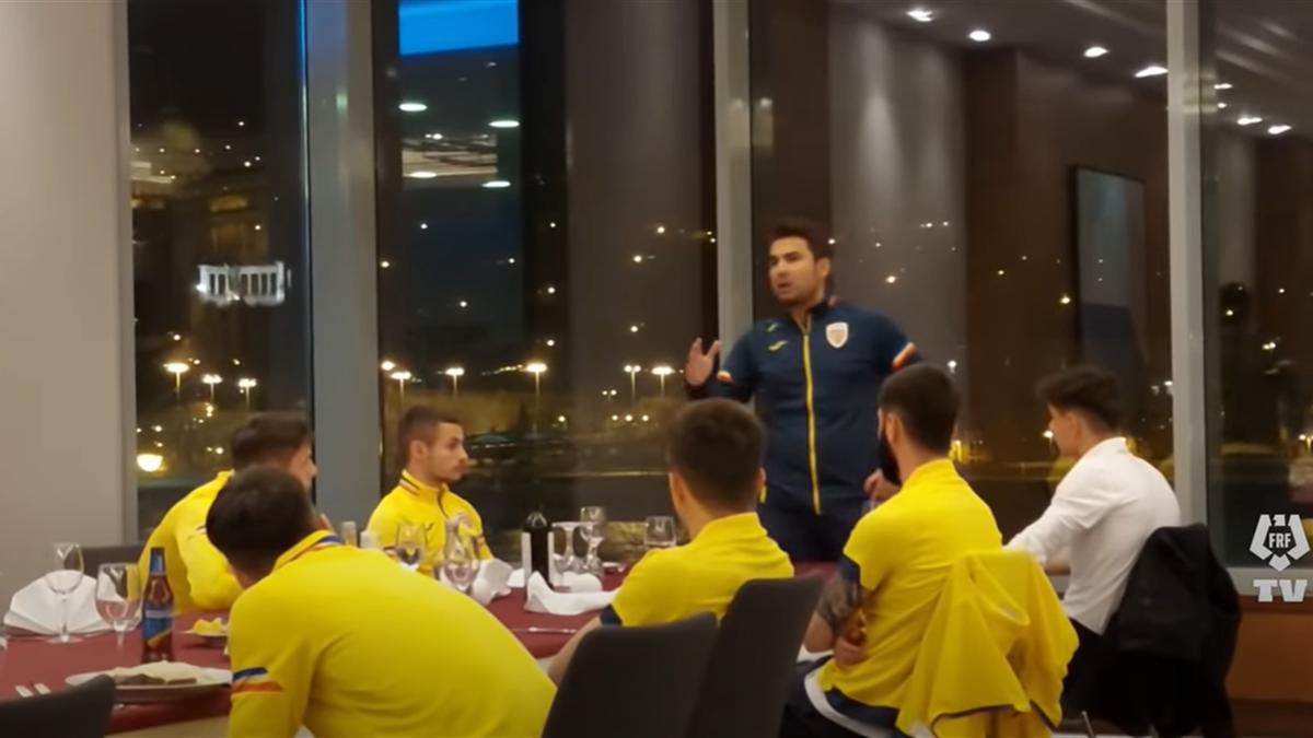 Adrian Mutu, după România - Ungaria la Euro U21