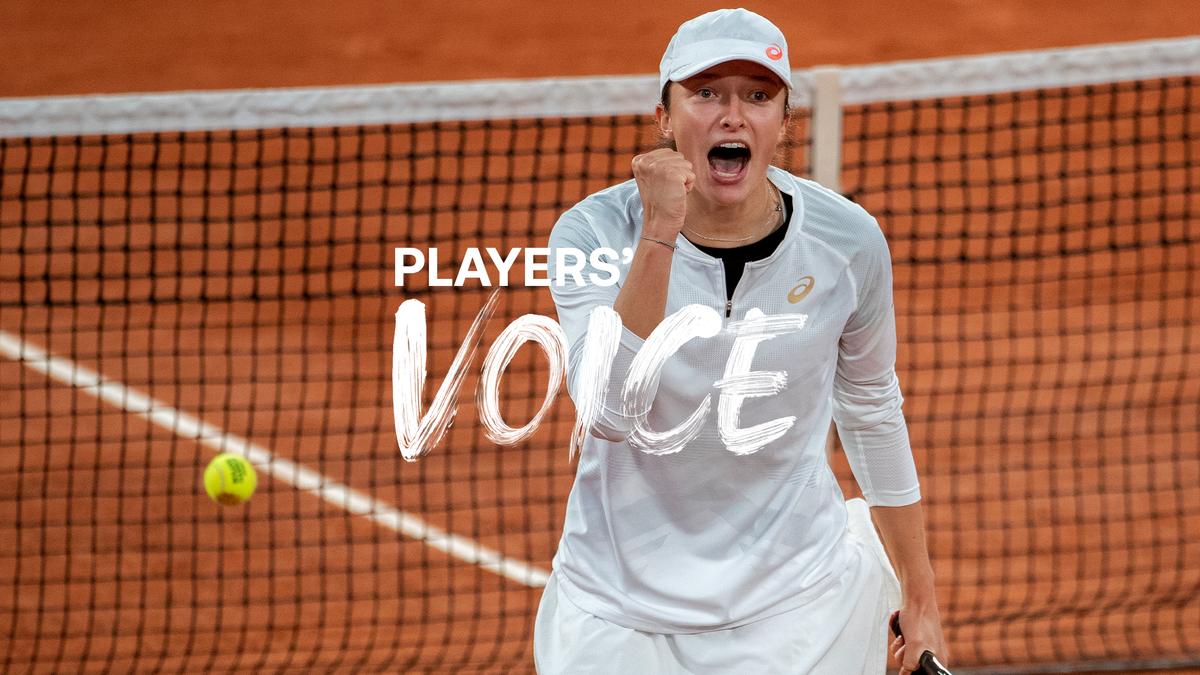 Players' Voice - Iga Swiatek
