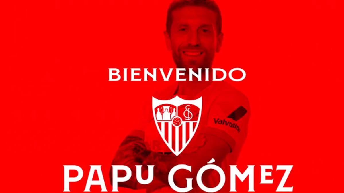 Papu Gómez, Sevilla