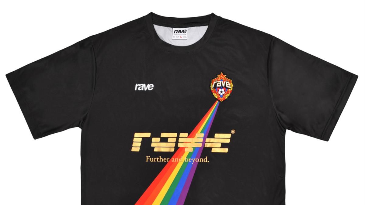 Футболка Rave