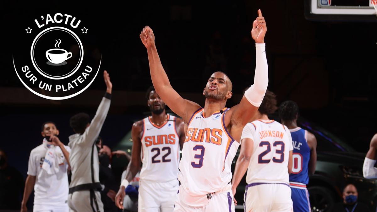 CP3 intraitable face aux Knicks