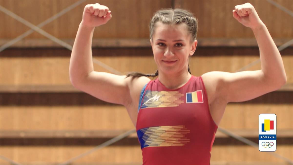 #ROADTOTOYKO Campioana Alina Vuc, mesaj la un an distanță de Jocurile Olimpice de la Tokyo