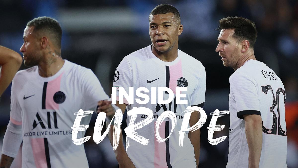 Inside Europe - PSG