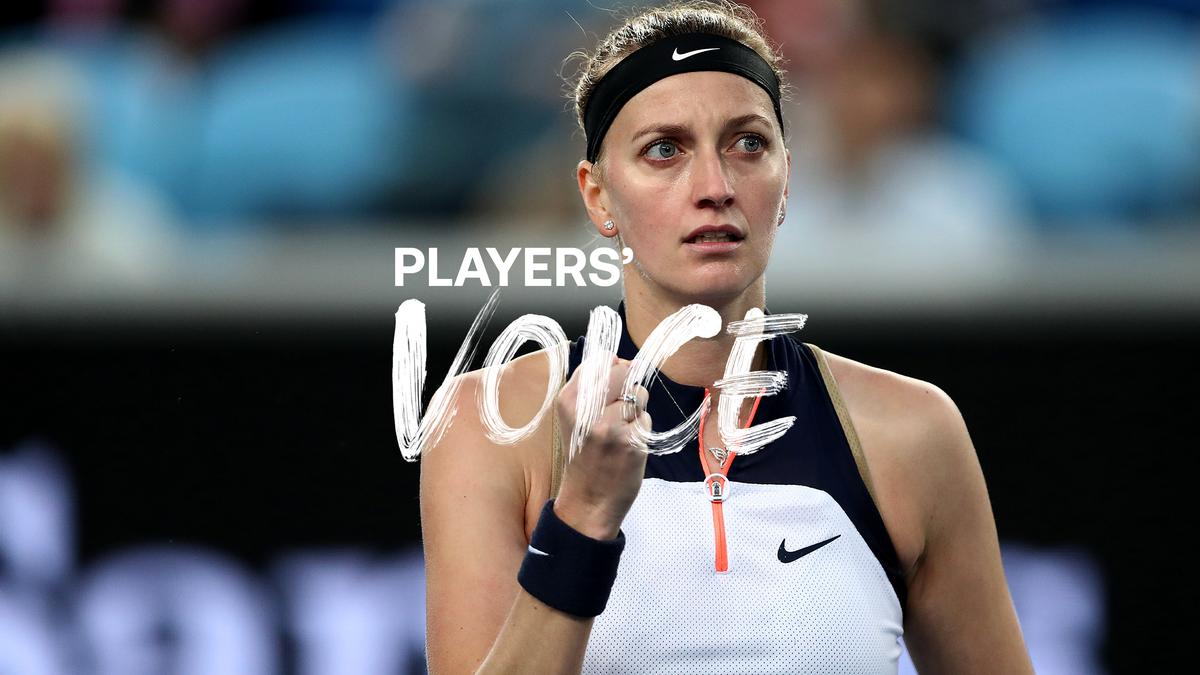 Players' Voice : Petra Kvitova