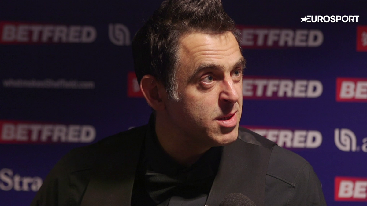 'The fans forced me to find something' - O'Sullivan on victory