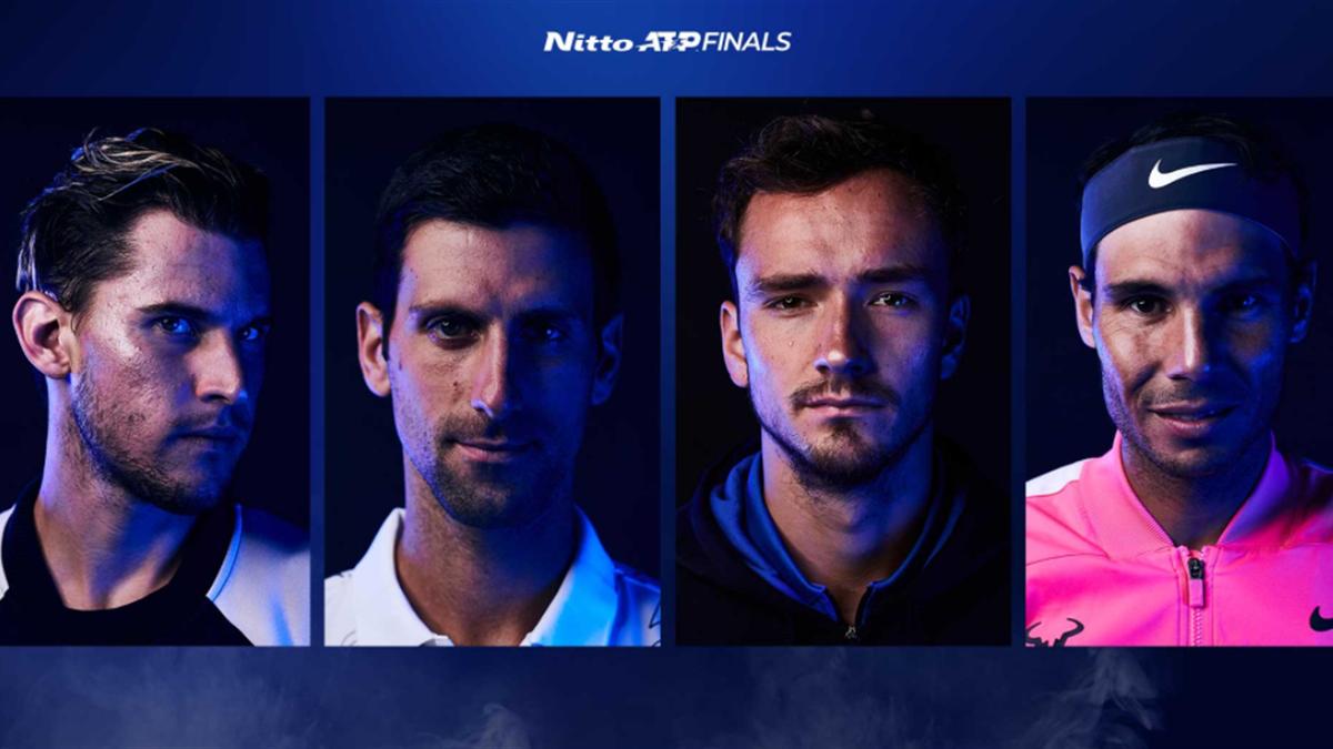 Semifinaliștii Turneului Campionilor