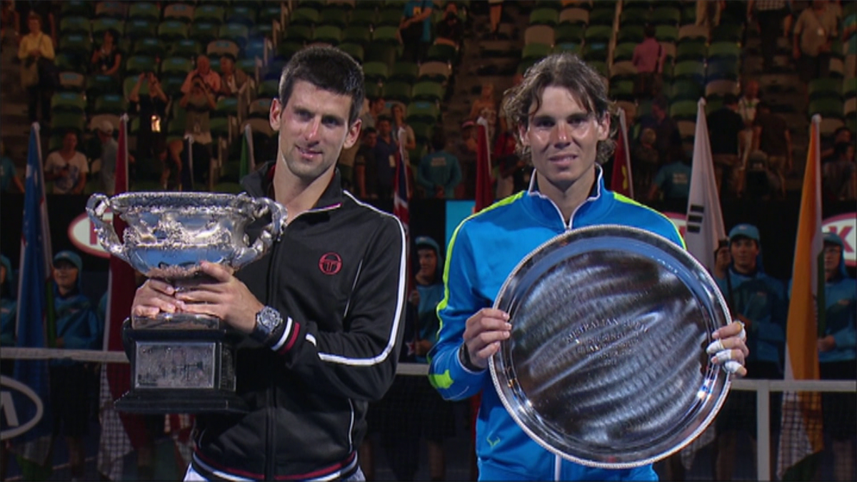 Australian Open - Final 2012 : Highlights Djokovic - Nadal