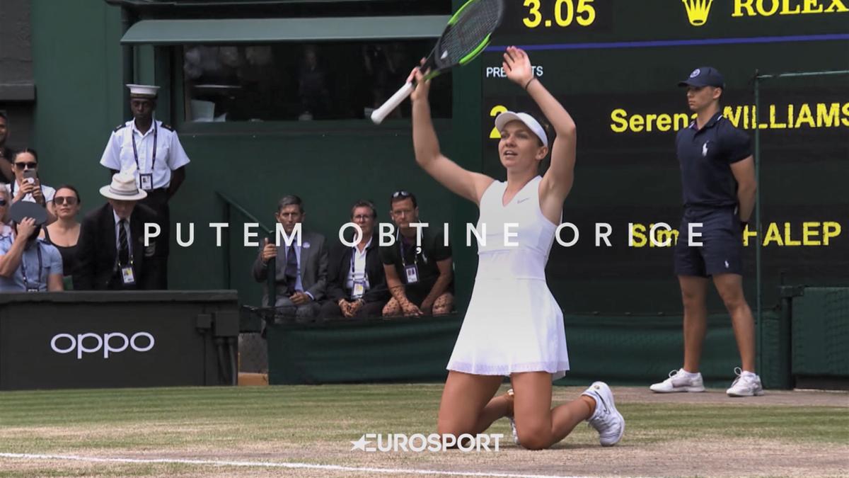 """""""Noi suntem unul"""" - mesajul Eurosport pentru toată lumea"""