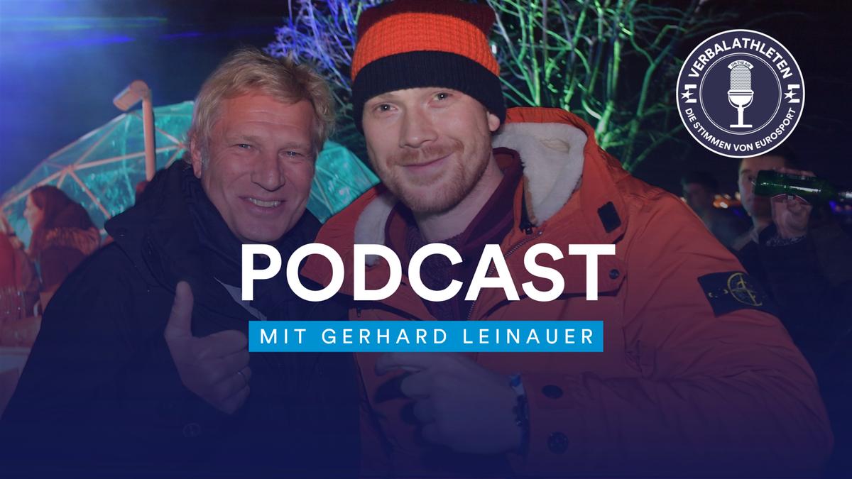 Gerhard Leinauer bei den Verbalathleten