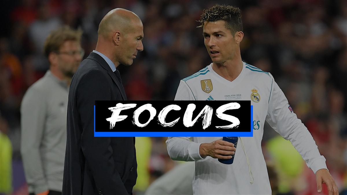 Copertina focus Real Madrid, la crisi senza Ronaldo