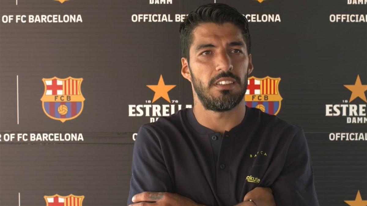 Luis Suarez a vorbit despre șansele Barcelonei în Champions League