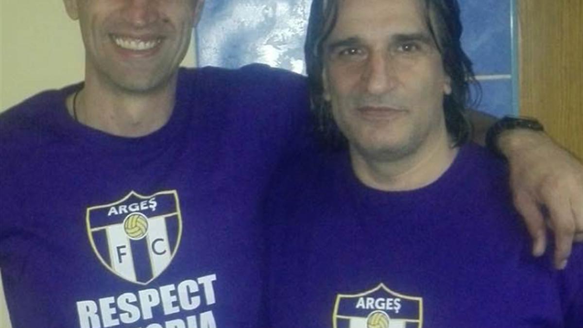 Cornel Cristescu și Bogdan Vintilă au jucat împreună la FC Argeș