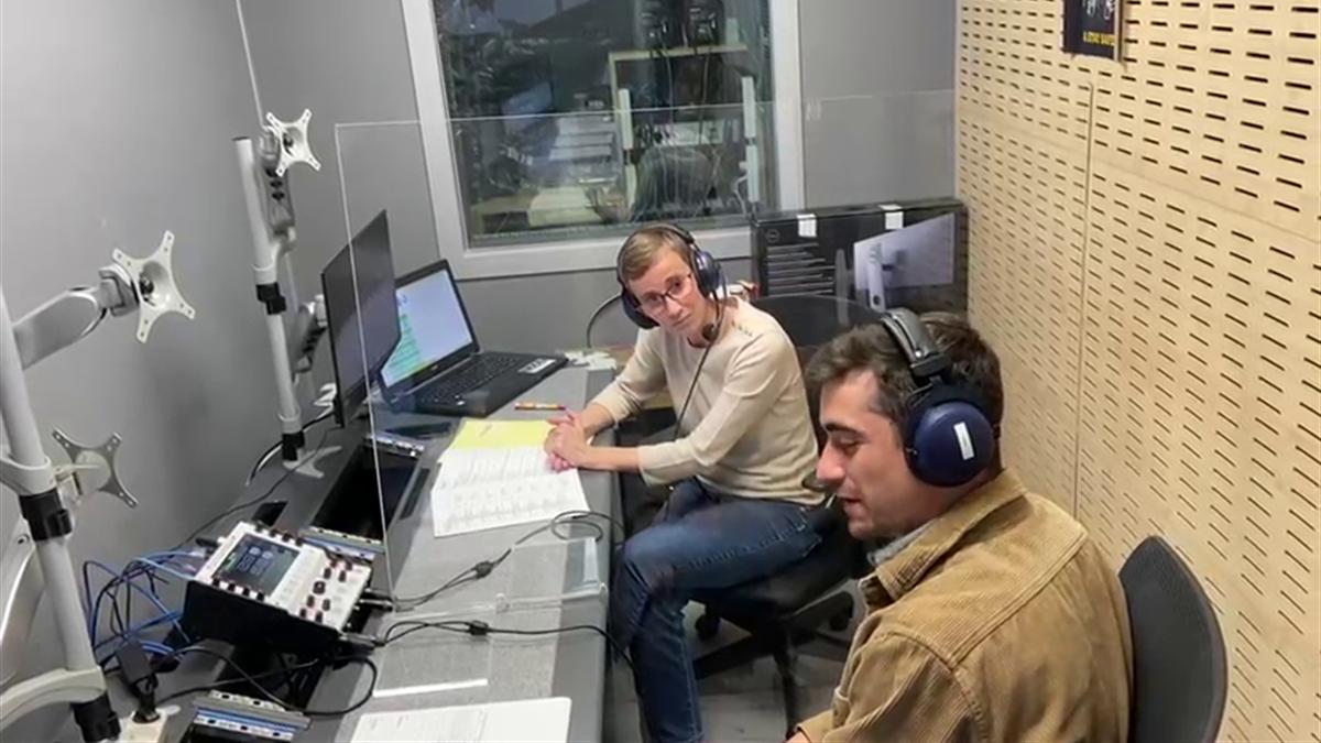 ¡Desde dentro! El esperadísimo debut de Javier Fernández en Eurosport