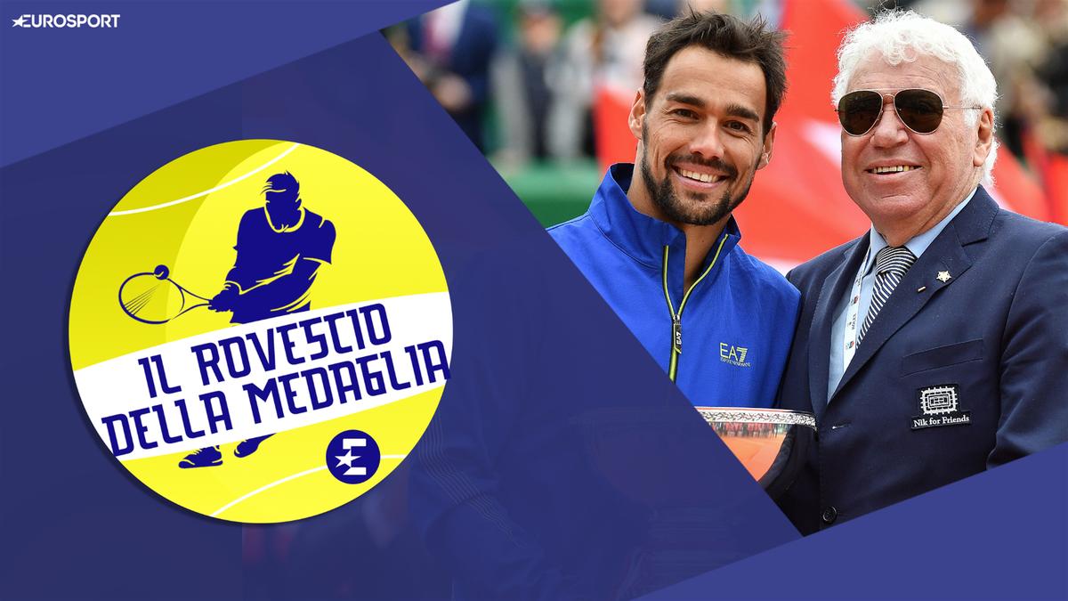 Il rovescio della medaglia - Fabio Fognini e Nicola Pietrangeli