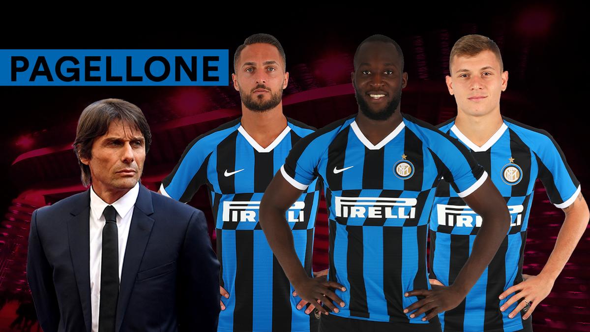 Pagellone Inter Europa League 2020