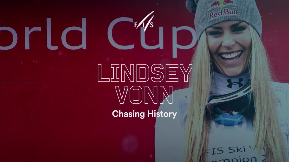 Chasing History Vonn