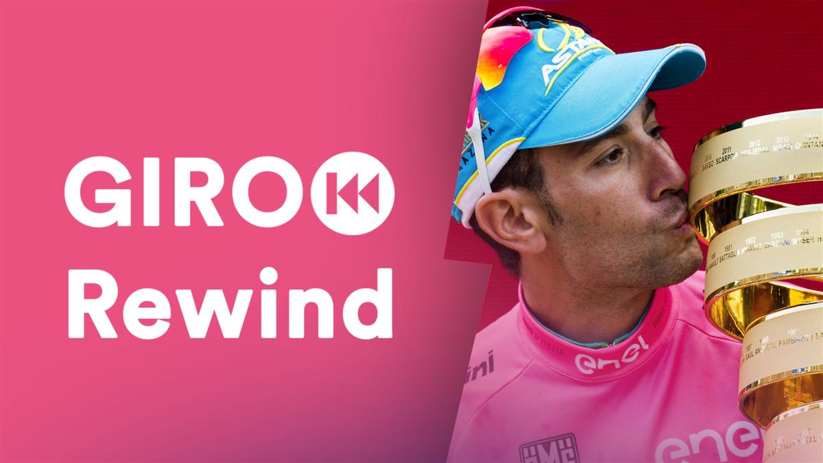 Giro Rewind Nibali