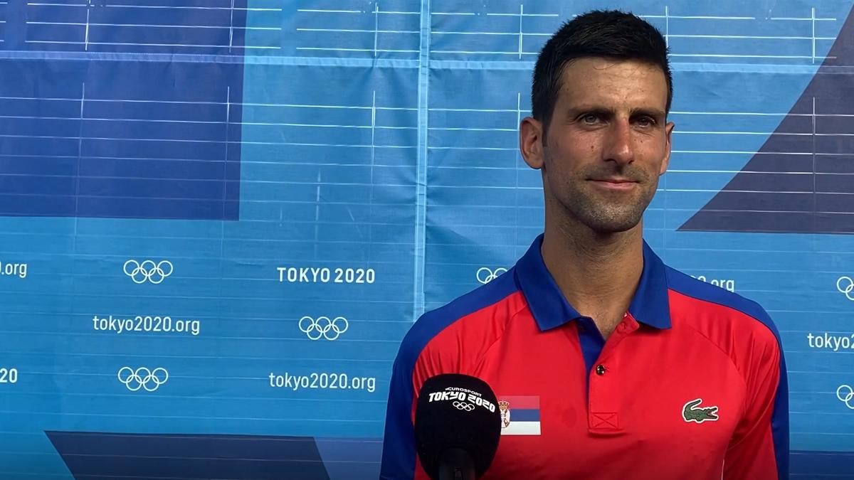 Djokovic, en Eurosport
