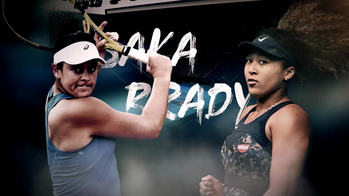 Australian Open | Promo Brady - Osaka