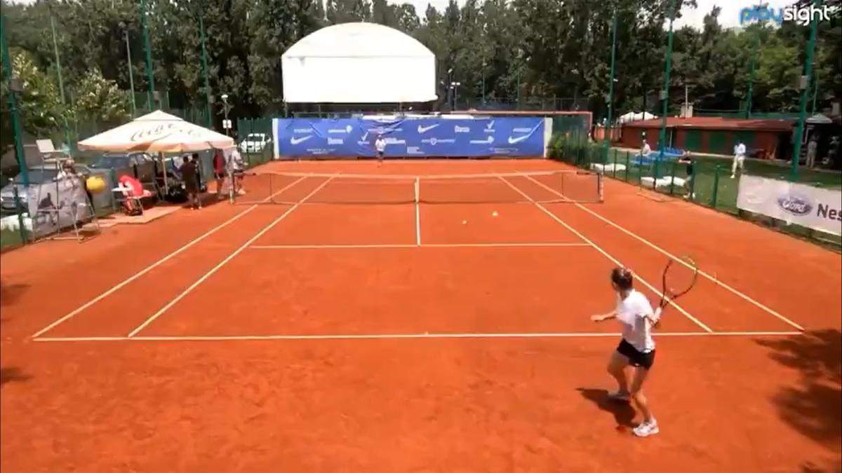 Simona Halep, antrenament inedit înainte de primul meci după pandemie