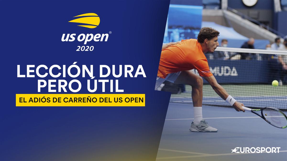 Pablo Carreño (US Open 2020)