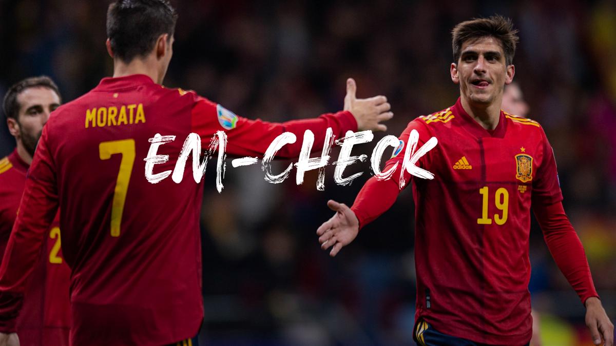 EURO 2020: Spanien im EM-Check