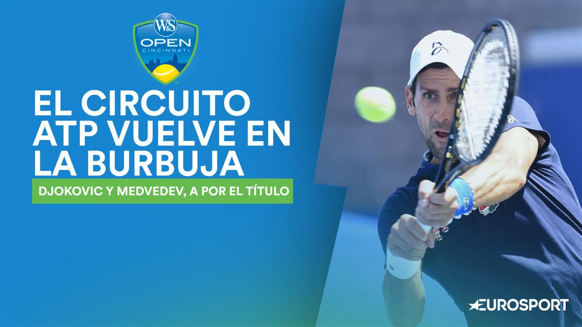 Novak Djokovic (Masters 1000 Cincinnati)