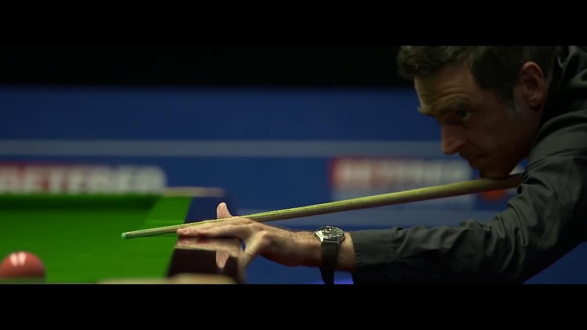 Snooker | Bekijk enkele huzarenstukjes uitgevoerd door Ronnie O'Sullivan