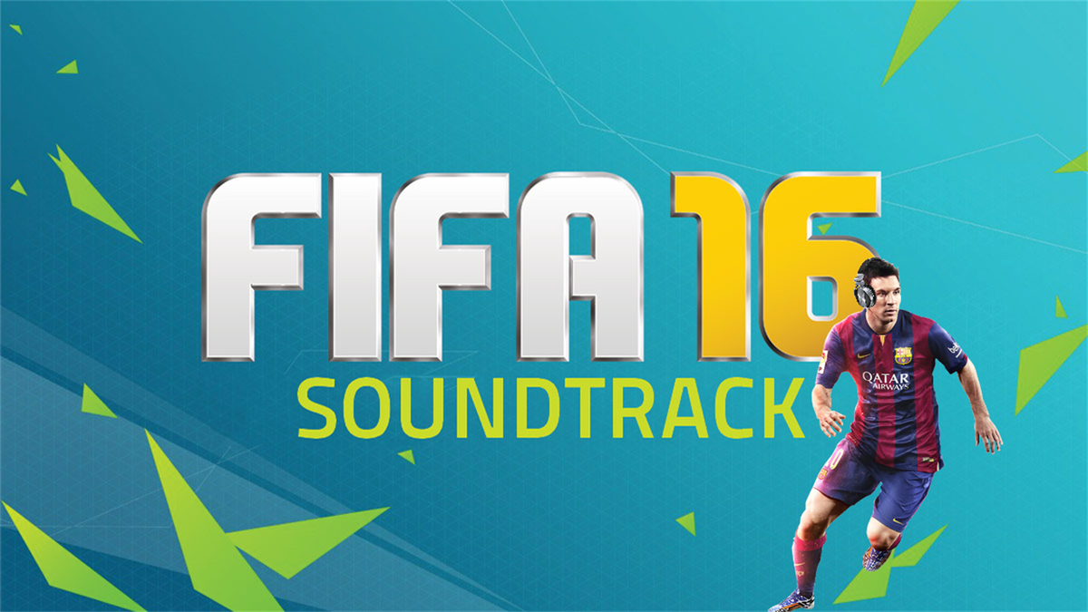 FIFA 16 Саундтрек