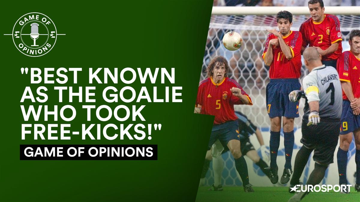 Schmeichel, Chilavert, Buffon, Casillas: Who is the greatest goalkeeper ever?