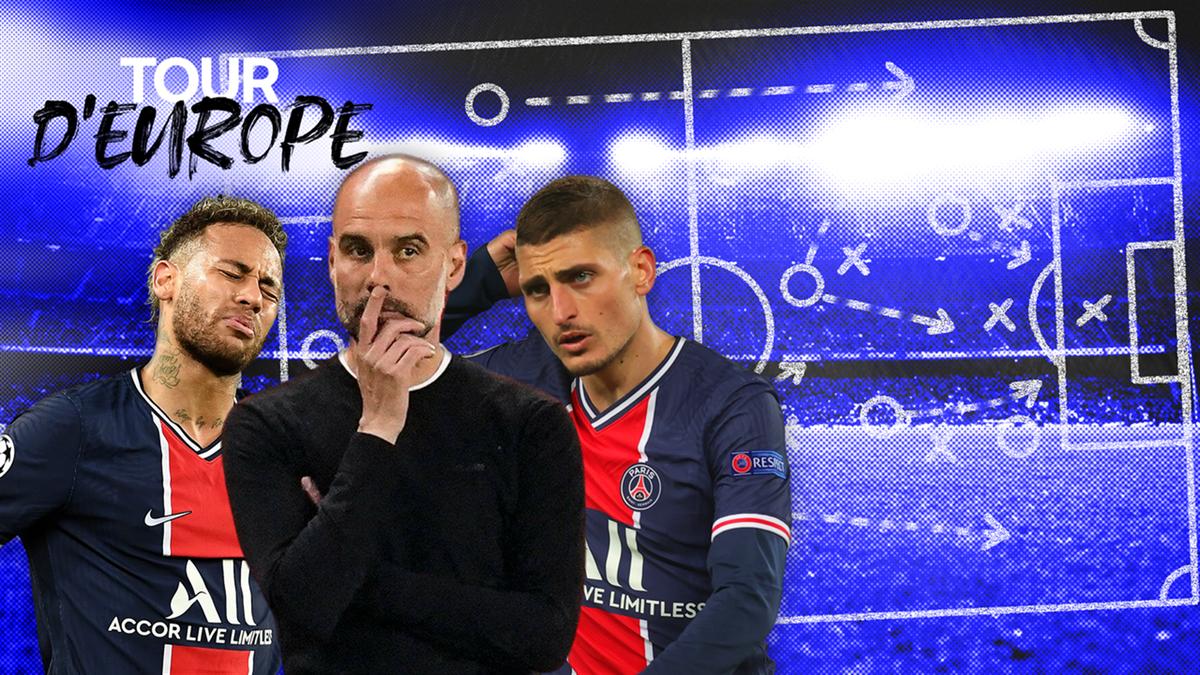 L'ajustement de Guardiola, la disparition de Verratti et Neymar : comment Paris a sombré