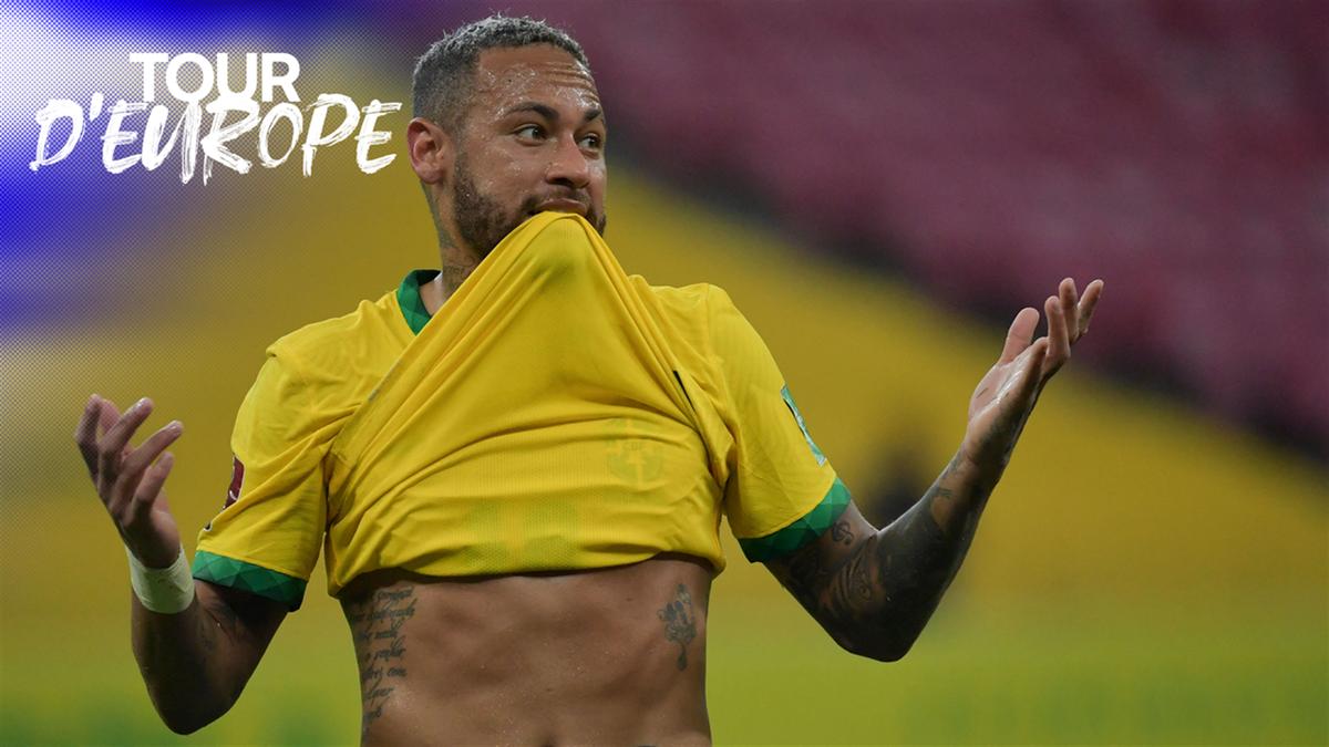 """""""Au Brésil, on a abandonné l'idée que Neymar soit le nouveau Pelé"""""""
