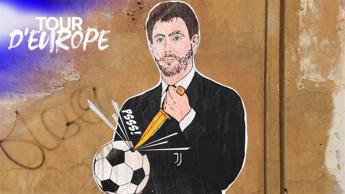 """Calamiteux Pérez, """"Judas"""" Agnelli : Super Ligue, super naufrage"""