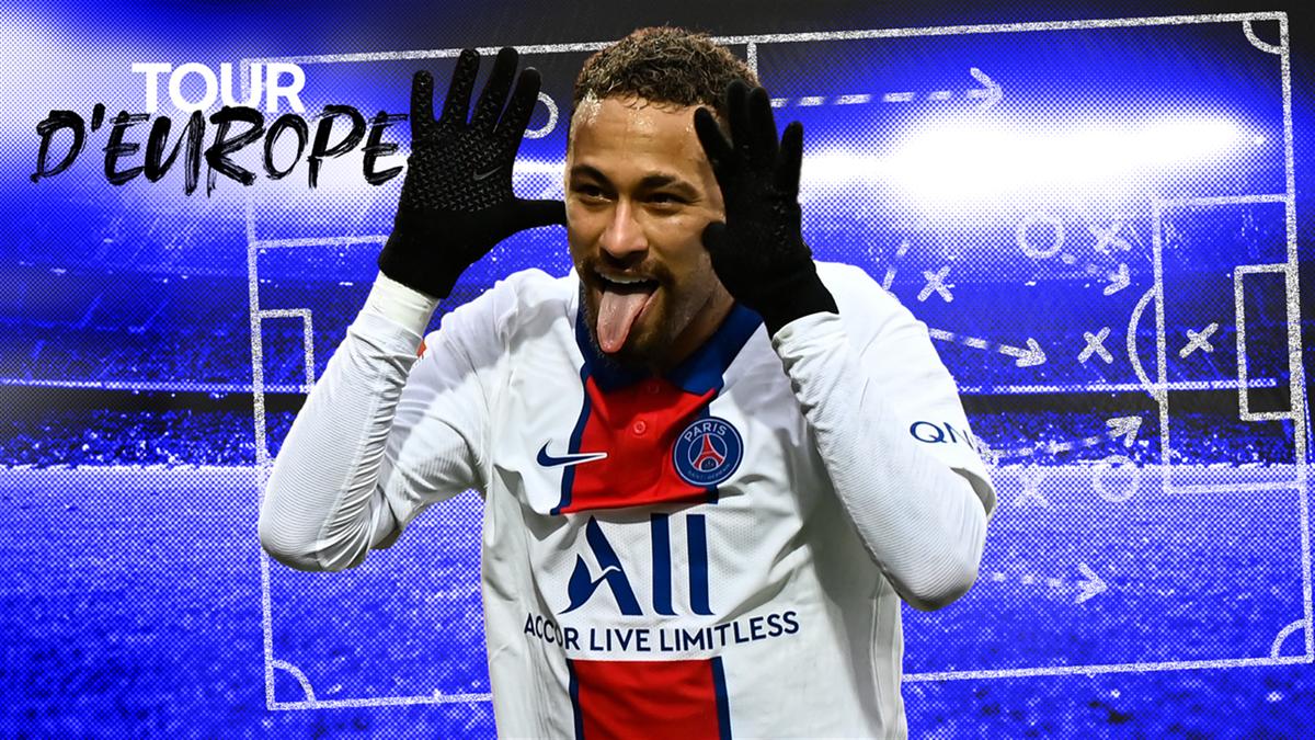 Pourquoi Neymar est le vrai architecte de l'exploit parisien