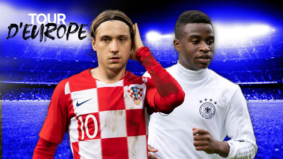 Nouveau Modric ou successeur d'Haaland : les 5 pépites à suivre lors de l'Euro Espoirs