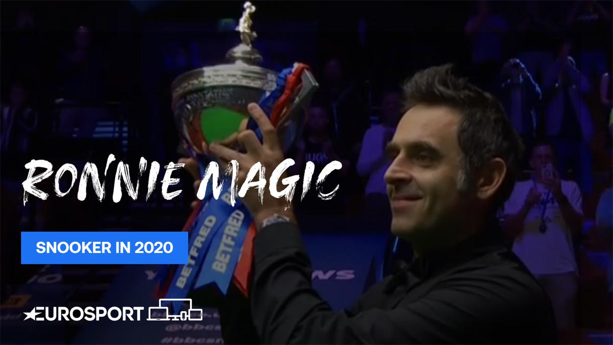 Snooker in 2020: O'Sullivan wins sixth world title and Trump shines