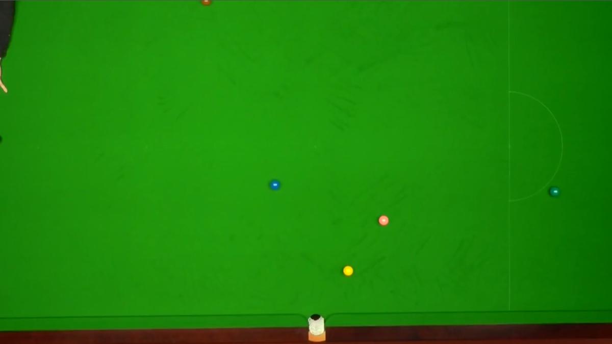Louis Heathcote a reușit o lovitură uluitoare la Campionatul Mondial de snooker, în calificări