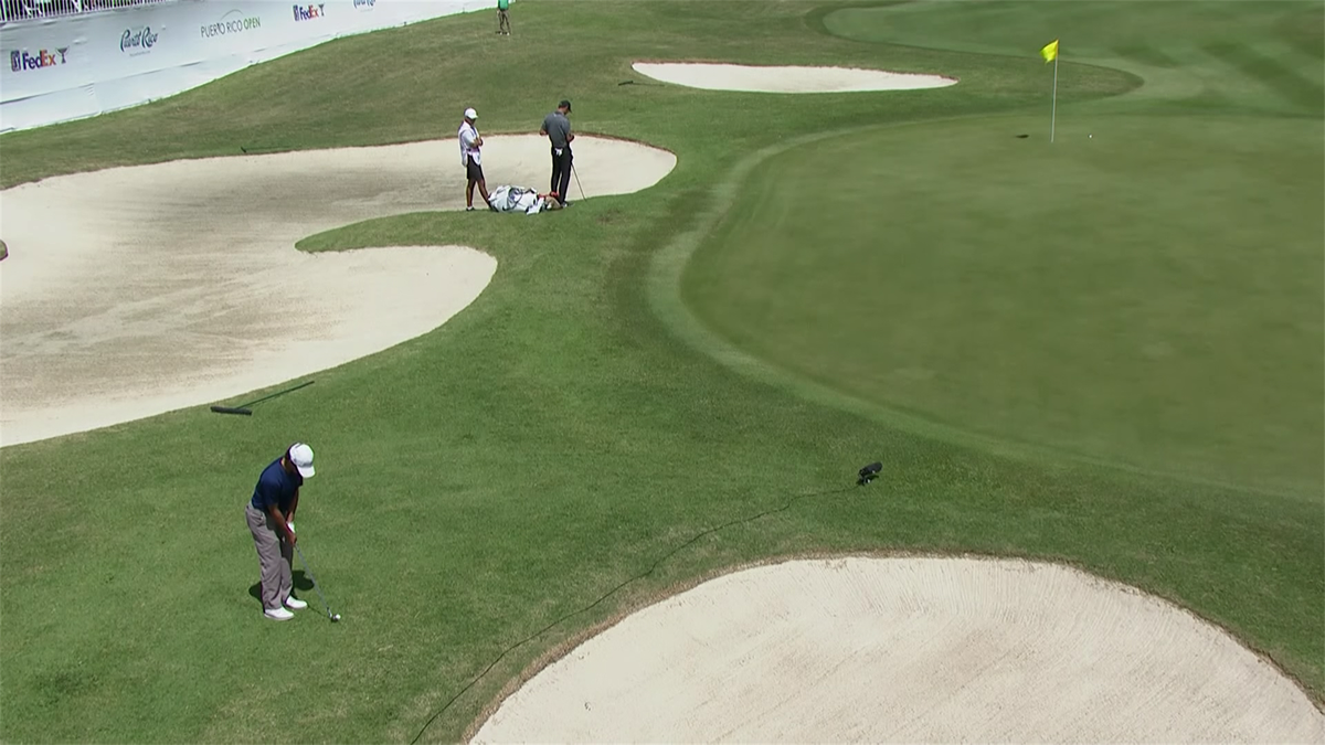 Golf Puerto Rico Open: Round 2 recap