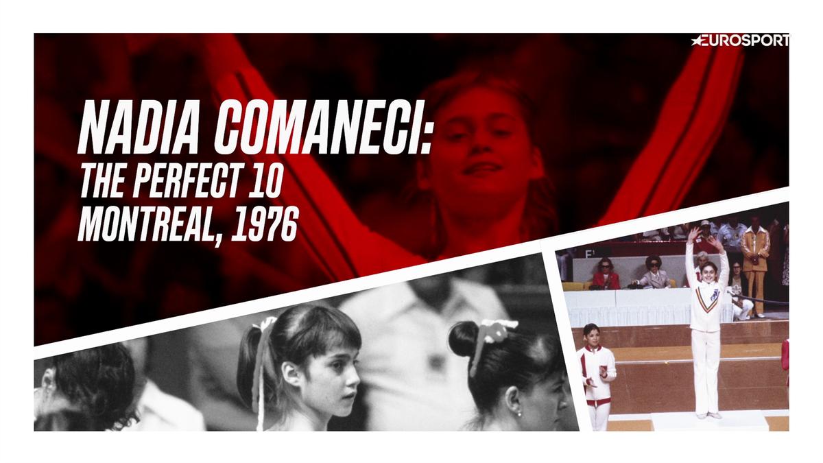 Nadia Comaneci e l'esercizio che ha fatto la storia